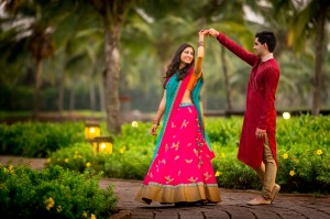 Destination Wedding Photoshoot in Park Hyatt Goa India