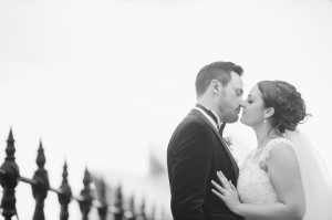 Wedding Photoshoot in Luna Park Sydney