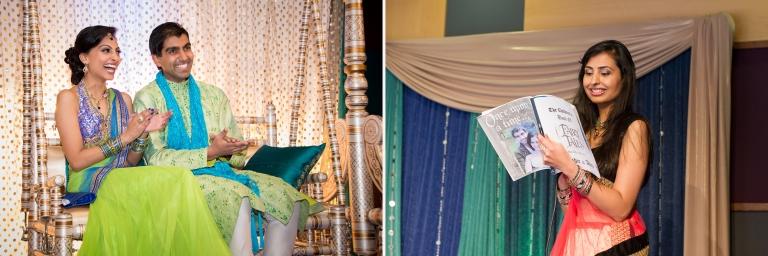 Indian Wedding Photoshoot in Curzon Hall Sydney