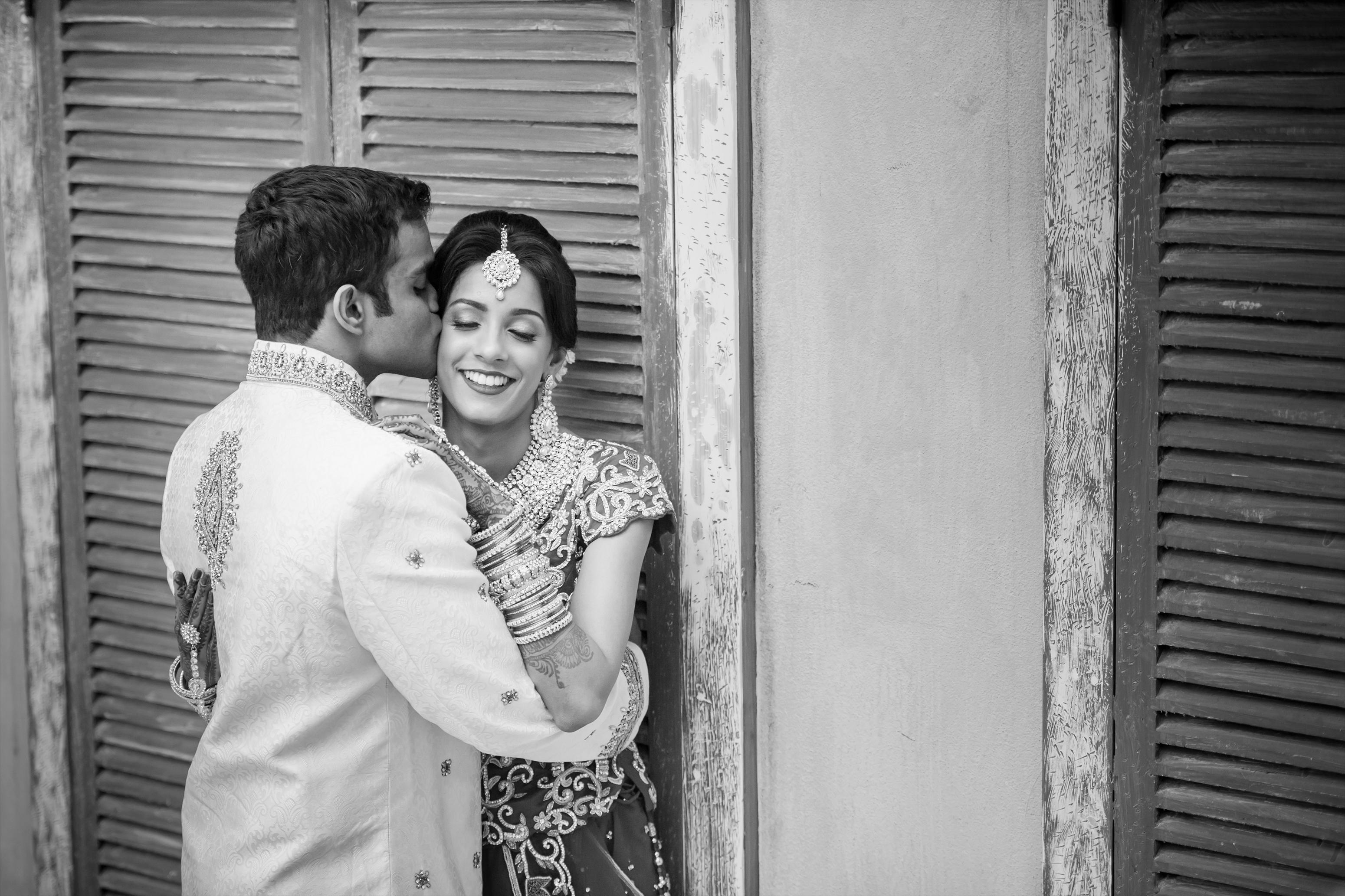 Shivashna & Sudath Wedding