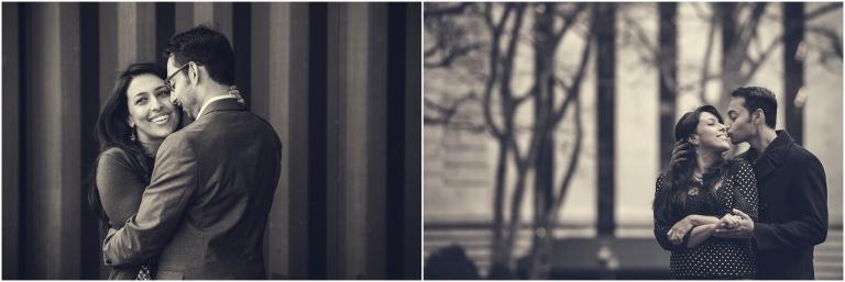 Destination Wedding Photoshoot in New York by RollingCanvas