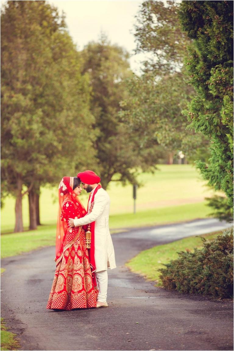 Punjabi Wedding Photoshoot Sydney Australia