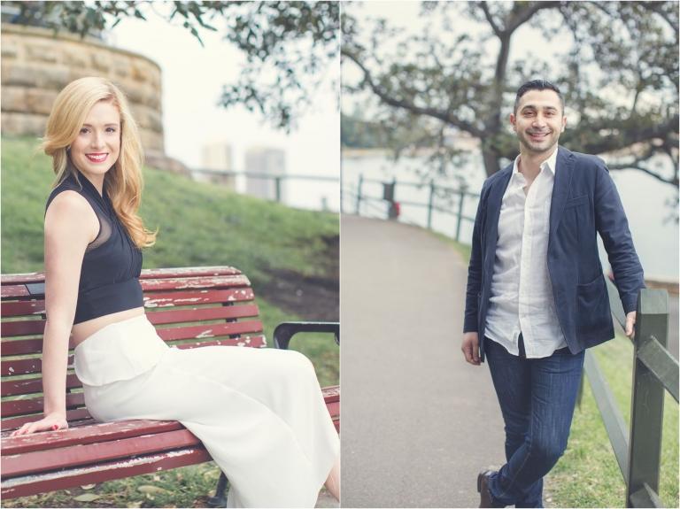 Pre Wedding Photoshoot in Sydney