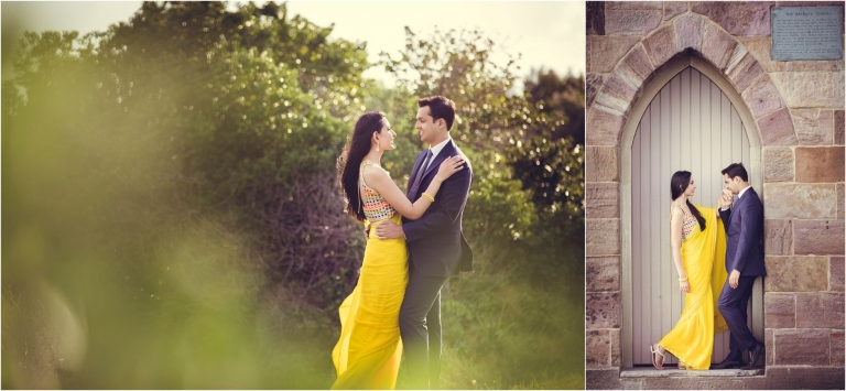 Pre-Wedding Photoshoot in Sydney